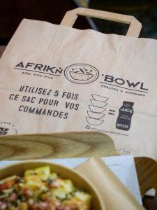 Afrik'n bowl sacherie