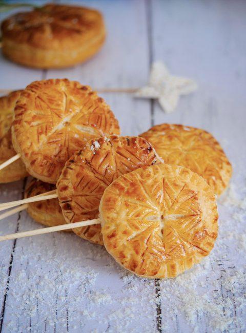 mini galette des rois pina colada